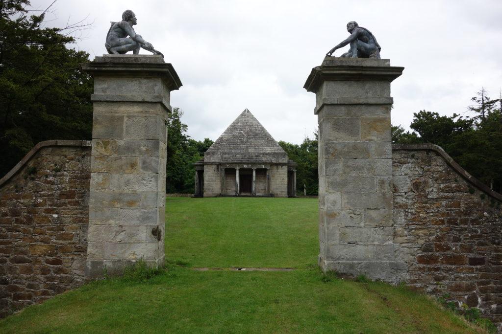 The Mausoleum, Gosford, photo by Kristina Taylor