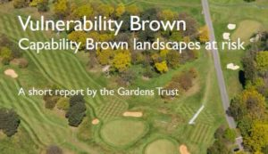 Gardens Trust campaign publication on Capability Brown