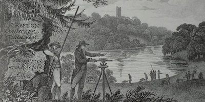 Celebrating Humphry Repton campaign