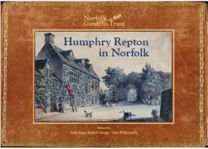 Repton in Norfolk Front Cover