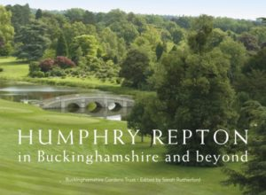 CGT Publications: cover of Humphry Repton in Buckinghamshire and beyond