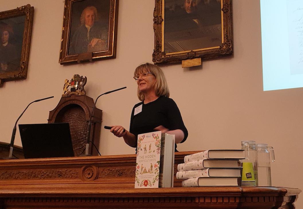 Historic Landscapes Assembly 2019 speaker Fiona Davison