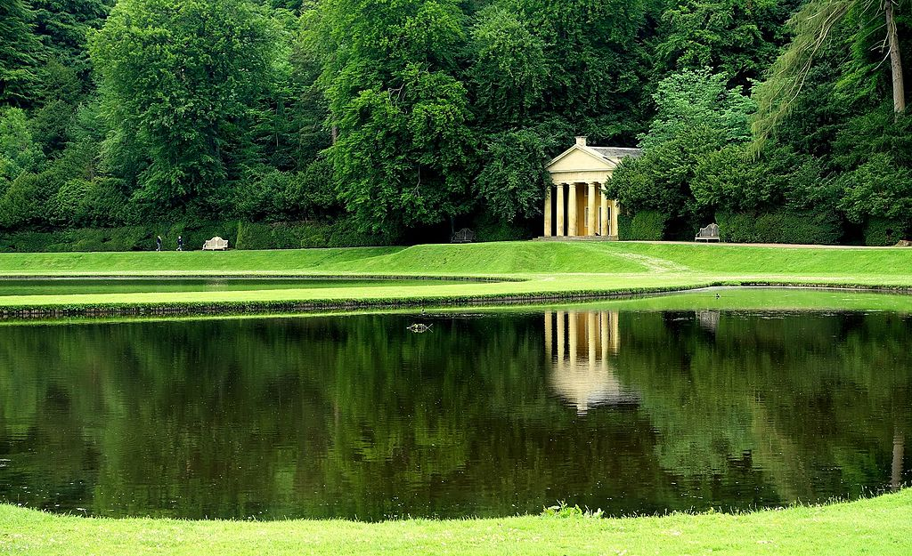 Studley Royal Park, National Trust
