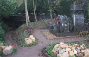 Railway Wildlife Haven community garden