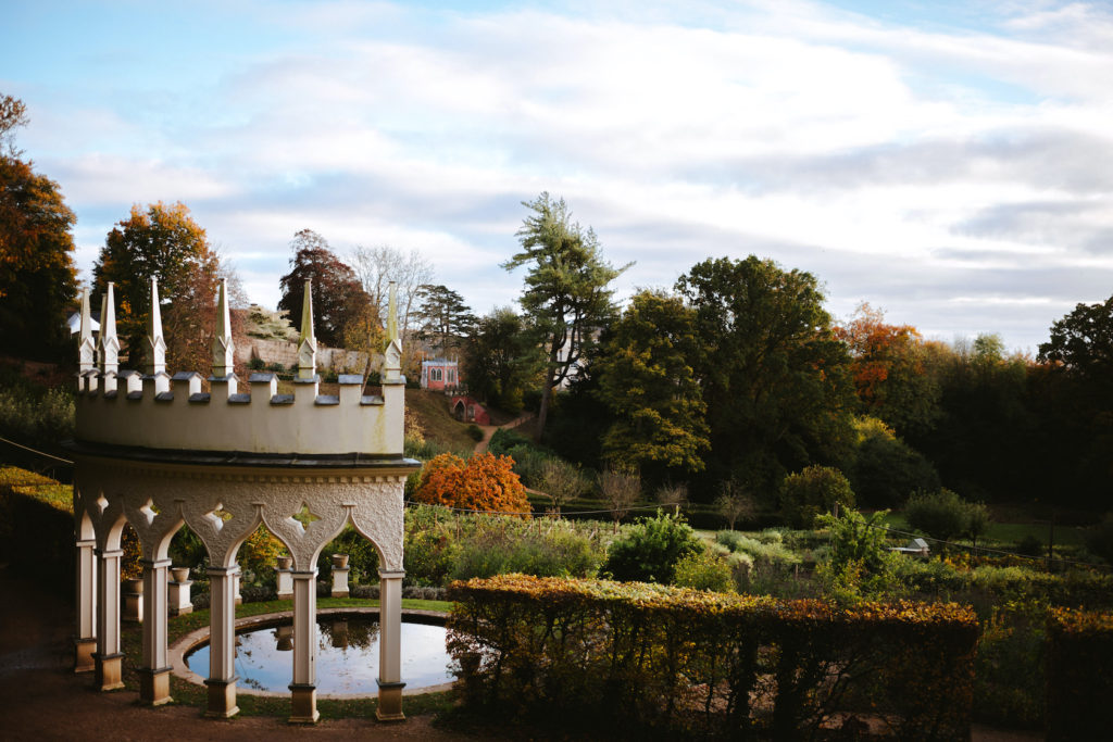 View over Painswick Rococo Garden Photo by Joab Smith