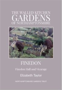 CGT Publications: cover of Walled Kitchen Gardens of Northamptonshire: Finedon