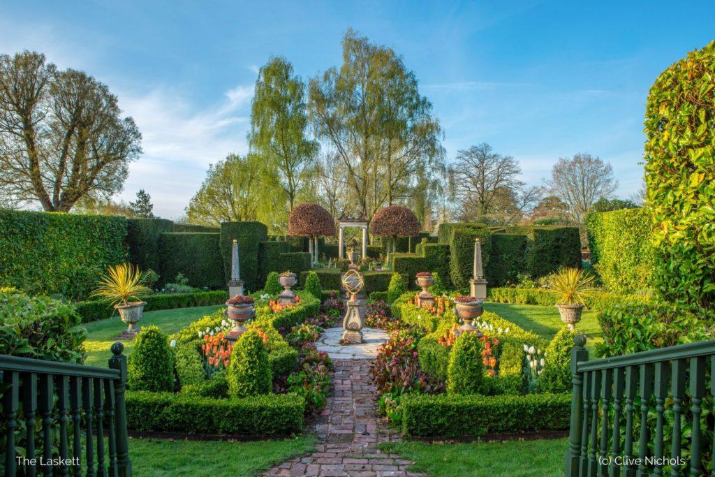 The Laskett Silver Jubilee Garden
