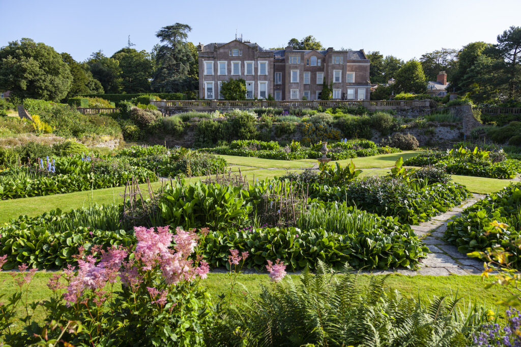 Hestercombe House and formal garden